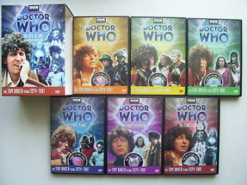 Doctor Who The Key to Time  DVD Set RARE
